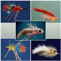 Premium Redfish Custom Fly Set