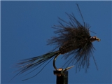 Norm's CDC Black Caddis