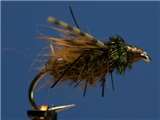 Norm's Caddis Emerger