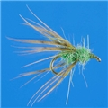 Soft Hackle Caddis Emerger