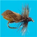 Safet's Little Sister Sedge (Olive Caddis)