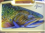 Click to view Ty's Brook Trout Fly Box!