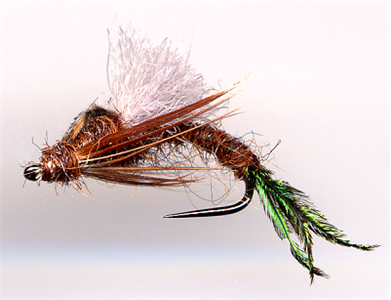 Click to view Tony's snowshoe isonychia breakout emerger!
