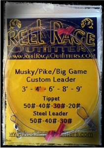 Click to view Reel Rage Outfitters' Steel Leader!
